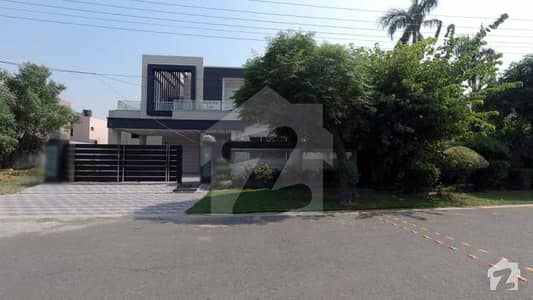 1 Kanal House For Sale In A Block Of A Block Of Eme Society Lahore