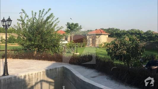 Farm House Is Available For Sale On Ideal Location Of Islamabad