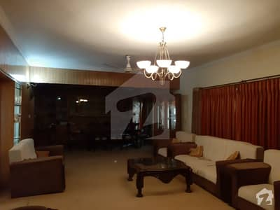 F-104 Most Beautiful Prime Location Double Story House For Sale Son Facing With Huge Lawn