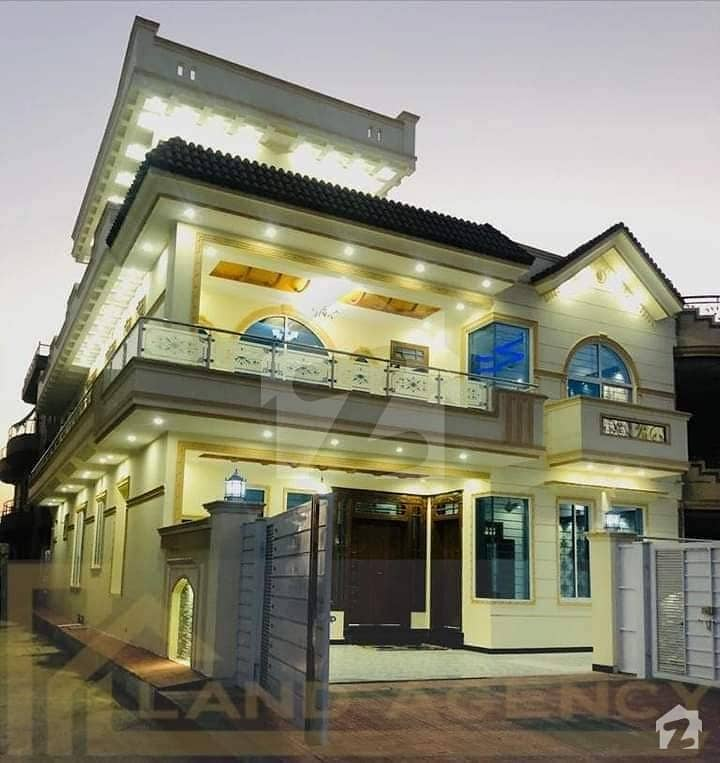 Brand New Modern Luxury 35x70 Corner House Available For Sale In G13