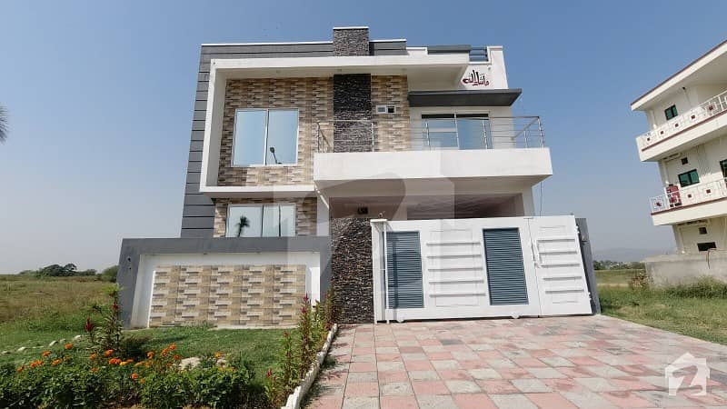 Luxury House In The Most Secure Locality In F-17/2 Islamabad