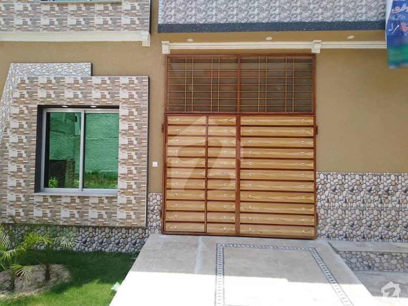 5 Marla House Is Available In Al Rehman Garden
