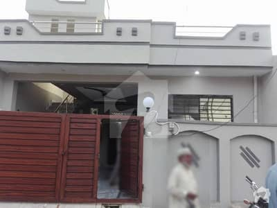 5 Marla Single Storey House In Kehkshan Colony Adyala Road Rawalpindi For Sale