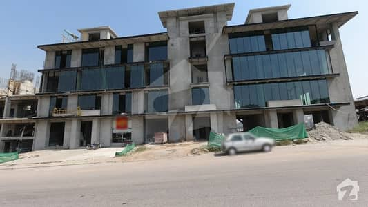 Top-notch 1400 Sq. ft 3rd Floor Shop Available For Sale In Bahria Town Phase 7 Rawalpindi