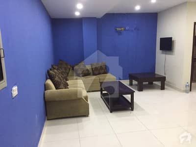 Fully Furnished Flat For Rent In Bahria Town Lahore