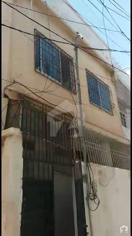 60 Sq Yd 3 Bed Dd One Unit House Available For Sale In Block 12 Gulistan E Jauhar Karachi
