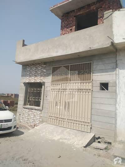 برکت کالونی ملتان روڈ لاہور میں 1 کمرے کا 3 مرلہ مکان 30 لاکھ میں برائے فروخت۔