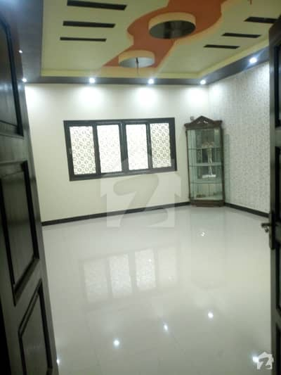 500 Gaz Brand New First Floor Portion For Rent 3 Bed DD Sept Gate Parking