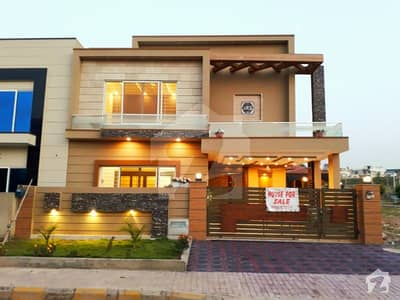 Luxury 10 Marla House For Sale Bahria Town Phase 8 Overseas Sector 6 Rawalpindi