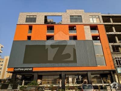 گلبرگ گرینز گلبرگ اسلام آباد میں 2 کمروں کا 4 مرلہ فلیٹ 1.2 کروڑ میں برائے فروخت۔