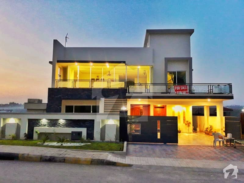 1 Kanal Brand New House For Sale Bahria Town Phase 8 Sector A Rawalpindi