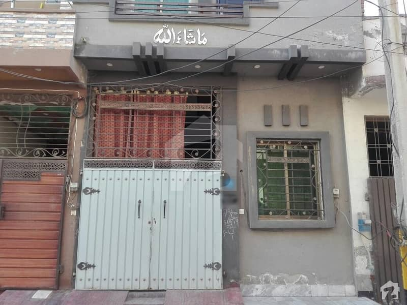 2.7 Marla House Is Available For Sale In Green Town