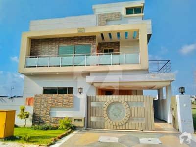 Elegant Design 10 Marla Brand New House For Sale