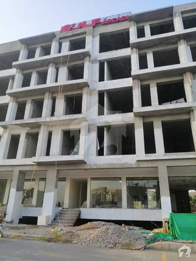 Shop  For Sale On An Easy Installments In Bahria Enclave Islamabad