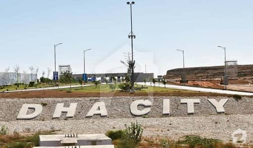 5 Marla Plot File For Sale Dha City Paper In Hand Needy Owner Contact For Genuine Buyers