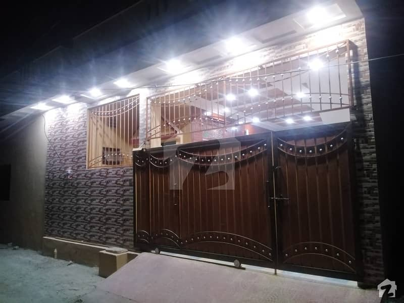 5 Marla State Of The Art Brand New House Is Available At Adyala Road.