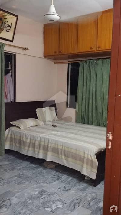 گلشنِ اقبال ٹاؤن کراچی میں 2 کمروں کا 4 مرلہ فلیٹ 30 ہزار میں کرایہ پر دستیاب ہے۔