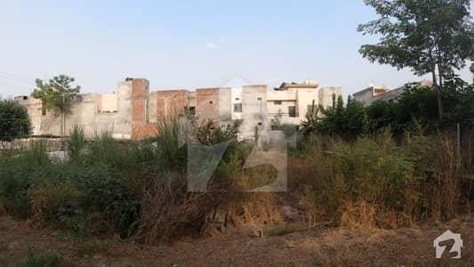 Good 2475  Square Feet Residential Plot For Sale In Rizwan Garden Scheme