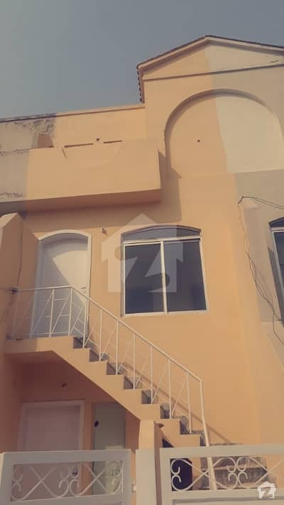 3 Marla Portion For Sale In Eden Abad Near Dha Rehbar And Lake City Society