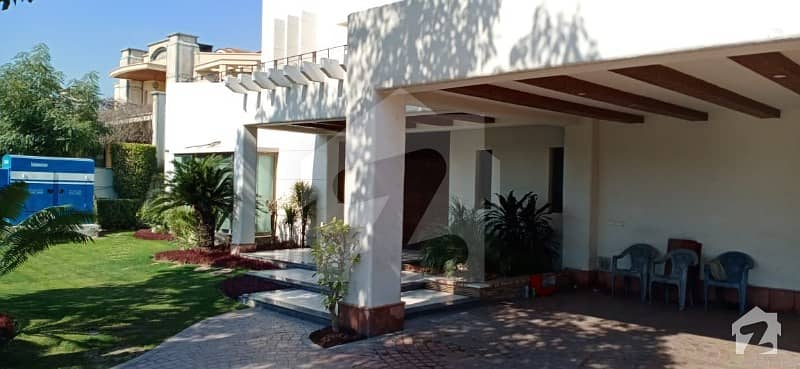 Fully Furnished 2 Kanal Luxurious Bungalow Is Available For Sale In Phase 3