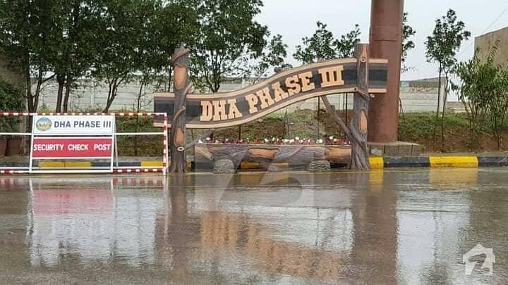 ڈی ایچ اے ڈیفینس فیز 3 ڈی ایچ اے ڈیفینس اسلام آباد میں 1 کنال رہائشی پلاٹ 1.48 کروڑ میں برائے فروخت۔