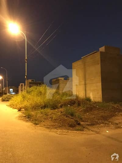 Chance Deal 100 Sq. Yard West Open Plot For Sale Iqbal Lanes