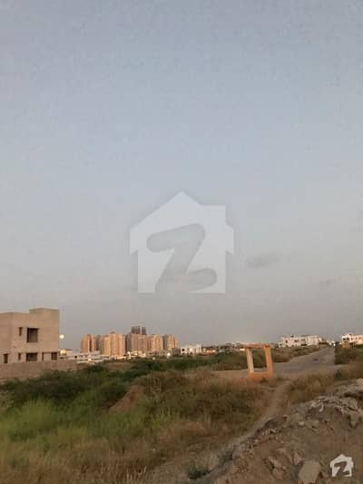 Chance Deal 150 Yard Iqbal Lane West Open Plot For Sale Dha Phase 8