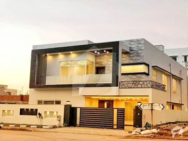 Elegant Stylish Designer 1 Kanal House For Sale Sector B Block Bahria Town Phase 8 Rwp
