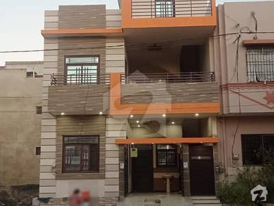 House Is  Available For Sale In Police Housing Society Scheme 33