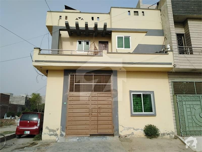 4 Marla House In Green Cap Housing Society