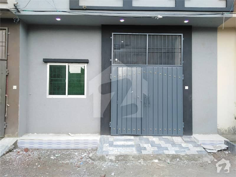 Stunning 3.5 Marla House In Green Cap Housing Society Available