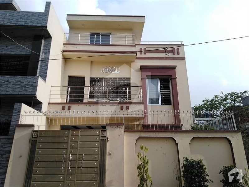 House For Sale In Beautiful Green Cap Housing Society