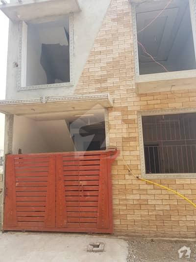 ایچ ۔ 13 اسلام آباد میں 6 کمروں کا 6 مرلہ مکان 1.2 کروڑ میں برائے فروخت۔