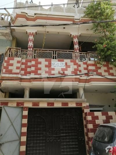 120 Sq Yard Triple Storey Bungalow For Sale In Qasimabad Hyderabad