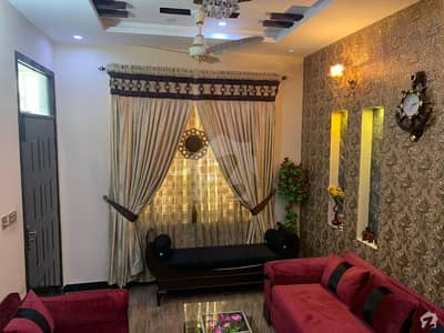 5 Marla House In Lalazaar Garden For Sale At Good Location