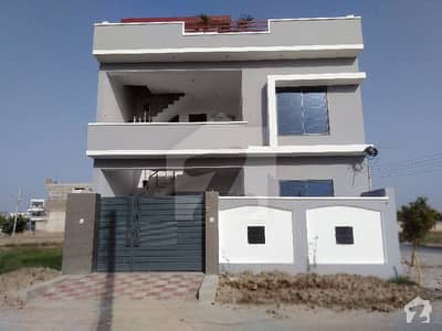 7 Marla Double Storey Corner House For Sale In Government Servants Housing Scheme Bahawalpur