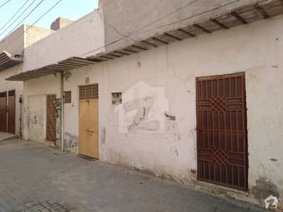 Corner Commercial House Available For Sale