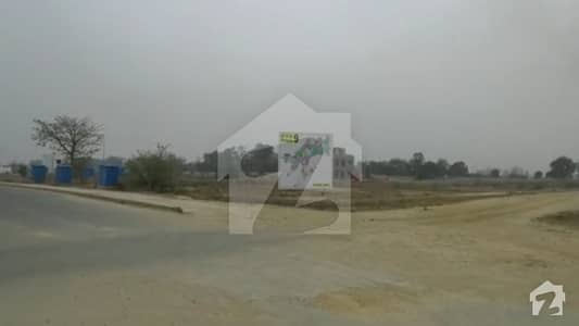 4500  Square Feet Residential Plot In Dha Defence For Sale