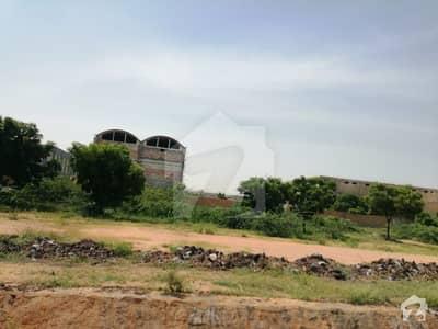 Industrial Plot Land Is Up For Sale In Eastern Industrial Zone Of Port Qasim Industrial Area Av