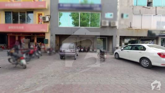 5 Marla Triple Storey Brand New Plaza For Sale In B Side Of Bahria Town Sector C Lahore