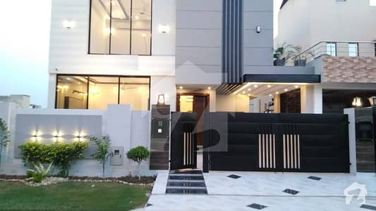10 Marla Double Storey Brand New House For Sale In D Block Of DHA 11 Rahbar Phase 1 Lahore