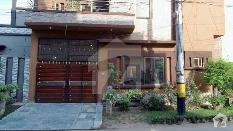 5.75 Marla Corner House For Sale In Lahore Medical Housing Society Lahore