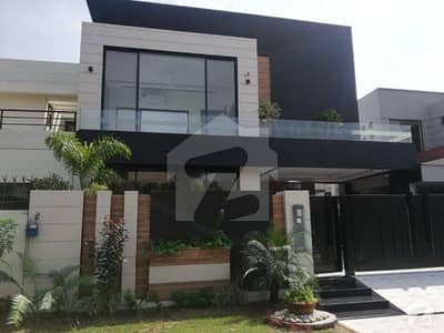 Defence 10 Marla Brand New Stunning Marvelous Bungalow With Basement Home Theater