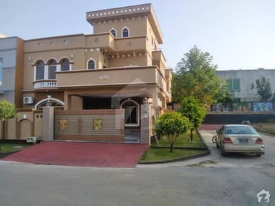 Brand New Double Storey Corner House For Sale In Media Town D Block Rawalpindi
