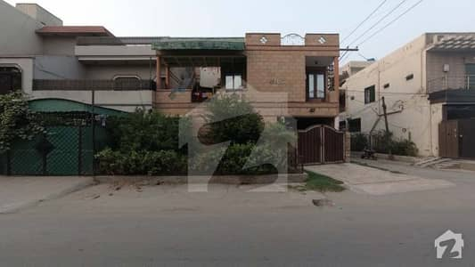Elegant Design 12 Marla Corner House For Sale In Gulshan- E- Ravi - Block H Lahore