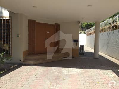 House Available For Rent At G-6/3 Islamabad