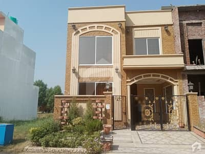 سٹی ہاؤسنگ سوسائٹی - بلاک اے سٹی ہاؤسنگ سوسائٹی سیالکوٹ میں 3 کمروں کا 5 مرلہ مکان 1.2 کروڑ میں برائے فروخت۔