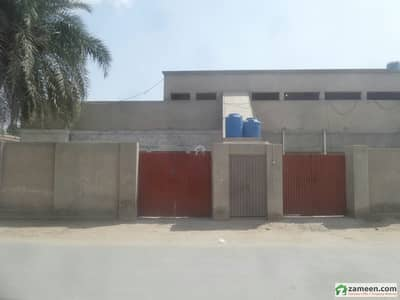 14 Marla Corner Double Storey House For Sale