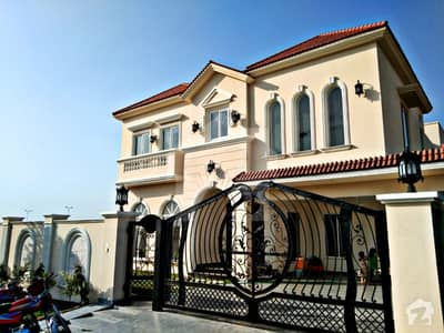 1 Kanal Beautiful Spanish House For Sale In Dha Lahore