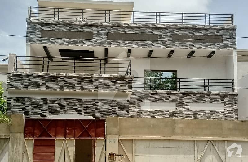 1800  Square Feet House Situated In Gulistan-E-Jauhar For Sale